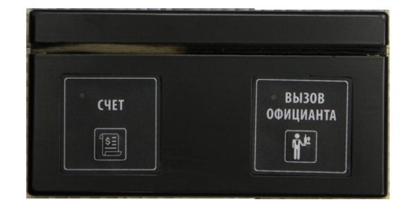 R-CALL — Кнопка-держатель меню КДМ-х15