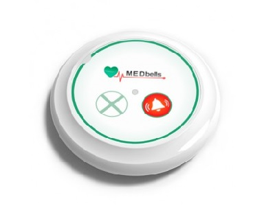 MEDBELLS — Беспроводная кнопка вызова медсестры Y-B12