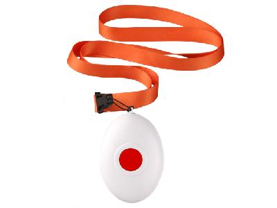 iBells-16 — Овальная кнопка-кулон