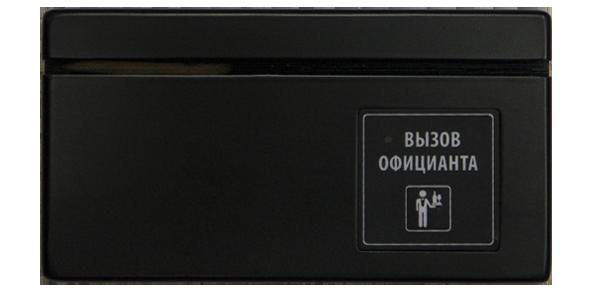R-CALL — Кнопка-держатель меню КДМ-х10