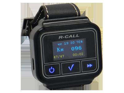 R-CALL — обновление наручного пейджера.