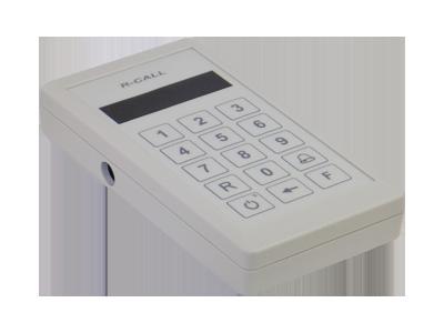 R-CALL — Пульт вызова ПВ-1