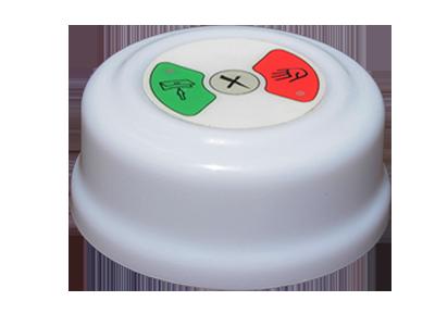 R-CALL — Пластиковая кнопка КМ-3