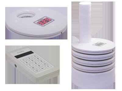R-Call — Комплект пейджеров клиента КПК-10